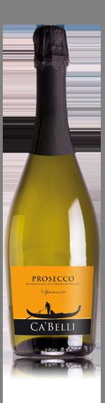 vin Ca' Belli Prosecco Spumante NV Glera
