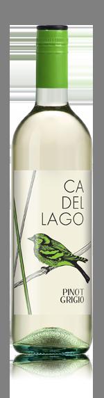 vin Ca' del Lago Pinot Grigio Terre Siciliane 2016 Pinot Grigio