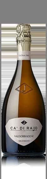 vin Ca' di Rajo Prosecco Superiore Extra Dry Jeroboam NV Glera