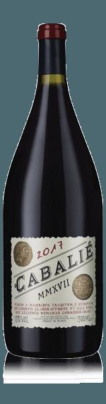 vin Cabalié 2017 Magnum Grenache