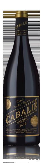 vin Cabalié Cuvee Vieilles Vignes 2016 Grenache