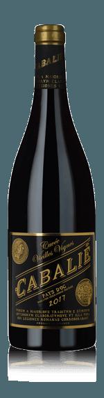 Cabalié Cuvée Vieilles Vignes 2017
