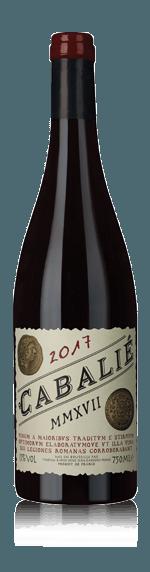 vin Cabalié Igp 2017 Grenache