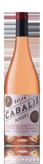 vin Cabalié Rose 2016 Grenache