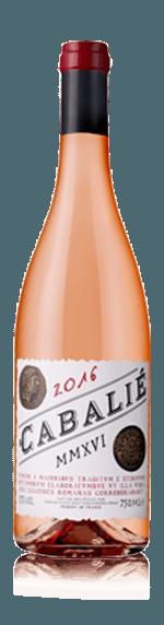 Cabalié Rosé 2017