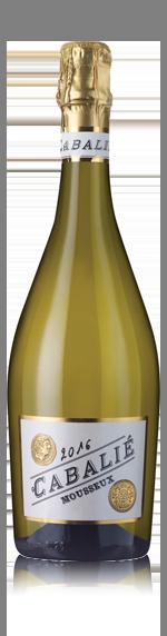 Cabalié Sparkling 2016 Muscat 60% Muscat, 40% Sauvignon Blanc Languedoc-Roussillon