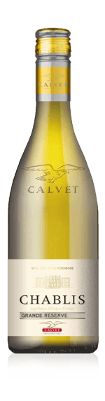 vin Calvet 'Heritage' Chablis 2015 Chardonnay