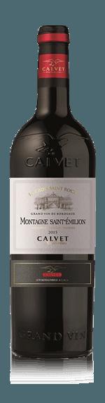 vin Calvet 'Heritage' Montagne St Emilion 2016 Merlot