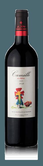 Camille de Labrie Bordeaux 2015