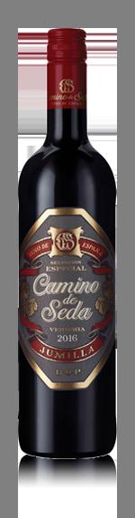 vin Camino De Seda 2016 Monastrell