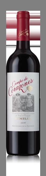 vin Campo de Corazones 2016 Monastrell