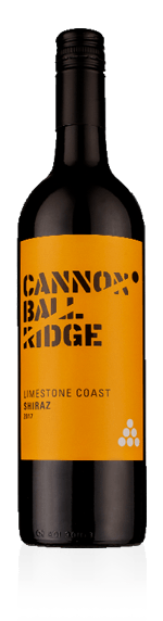Cannonball Ridge Shiraz Limestone Coast 2017 Shiraz 100% Shiraz South Australia