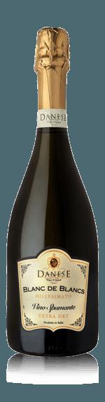 Cantina Danese Blanc de Blancs Spumante Extra Dry Millesimato Durello Durello, Garganega Vino di Italia