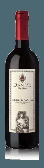 Cantina Danese Nero d'Avola Terre Siciliane Nero D'Avola