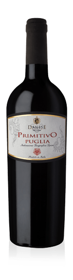 vin Cantina Danese Primitivo Puglia Primitivo