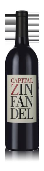Capital Z Zinfandel 2016