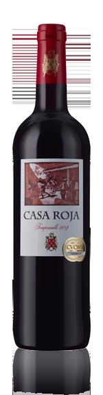 vin Casa Roja 2014 Tempranillo