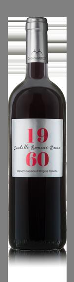 Casata Mergé 1960 Castelli Rosso 2016