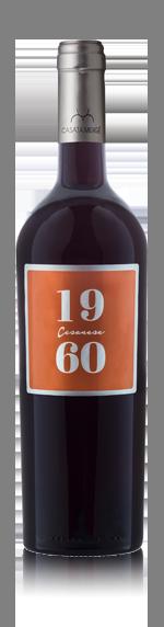 Casata Mergé 1960 Cesanese 2014