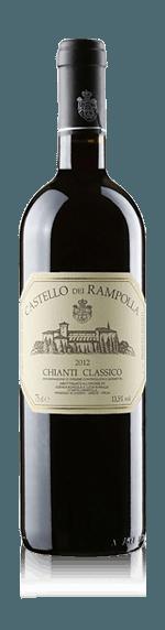 vin Castello dei Rampolla Chianti Classico 2012  Sangiovese