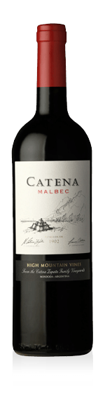 vin Catena Malbec Mendoza High Mountain Vines 2013 Malbec