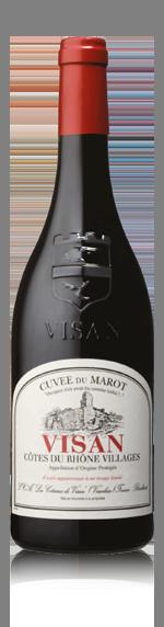 vin Cave De Visan Cuvée du Marot 2015 Grenache