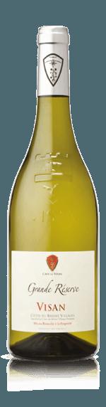 Cave de Visan Grande Reserve Blanc 2018 Clairette 100% Clairette Rhônedalen