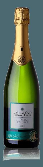 vin Cave du Roi Crémant d`Alsace Brut Saint Éloi NV Pinot Blanc