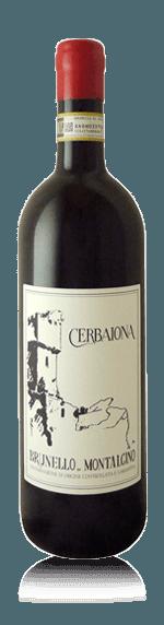 vin Cerbaiona Brunello di Montalcino 2012 Sangiovese