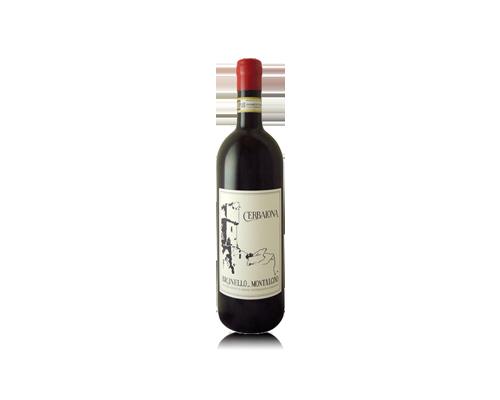 Cerbaiona Brunello di Montalcino 2012 (6 flaskor i trälåda)
