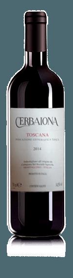 vin Cerbaiona Toscana IGT Rosso 2014 Sangiovese