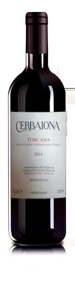 vin Cerbaiona Toscana Rosso 2014 Cabernet Sauvignon