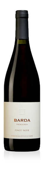 vin Chacra Barda Pinot Noir Rio Negro Patagonia 2015 Pinot Noir