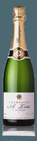 Champagne A. Lété Brut Carte d'Or NV Pinot Meunier