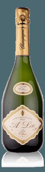 Champagne A. Lété Brut Cuvée Clara NV Pinot Meunier