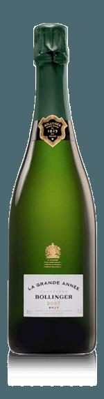 vin Champagne Bollinger La Grande Année 2007 Pinot Noir