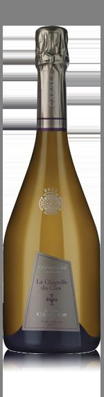 vin Champagne Cazals La Chapelle du Clos Grand Cru 2011 Chardonnay