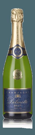 vin Champagne Delmotte Brut NV Pinot Noir