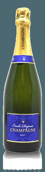 Champagne Emile Dupuis Brut NV Chardonnay Chardonnay, Meunier, Pinot Noir Champagne
