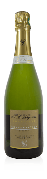 Champagne JL Vergnon Conversation Grand Cru Brut NV