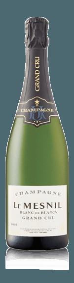 vin Champagne Le Mesnil Blanc de Blancs Grand Cru NV Chardonnay