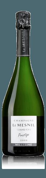 vin Champagne Le Mesnil Prestige Blanc de Blancs Grand Cru 2006 Chardonnay