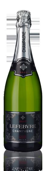 vin Champagne Lefebvre Cuvée Réserve Brut NV Pinot Noir