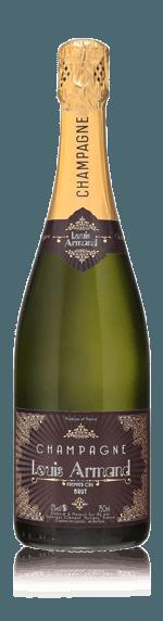 vin Champagne Louis Armand 1er Cru Pinot Noir