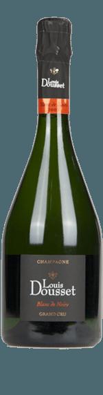Champagne Louis Dousset Blanc de Noirs Grand Cru 2002 Pinot Noir