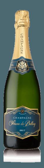Champagne Veuve de Bellay Brut NV