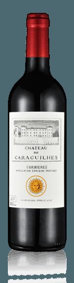 Château Caraguilhes Classique Rouge 2017 Syrah