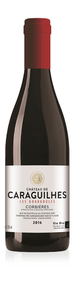 vin Château Caraguilhes Gourgoules 2016 Syrah