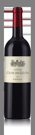 vin Château Croix des Gentils 2015 Merlot