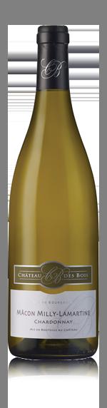 vin Château Des Bois Macon Milly-Lamartine 2014 Chardonnay